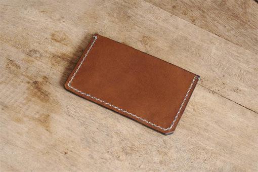 Porte-cartes en cuir petite maroquinerie Belgique