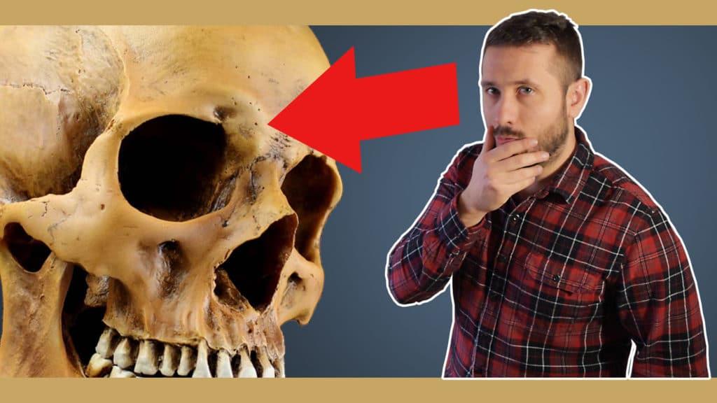 Masoni Ma Rock'inerie Horreur skull squelette tête de mort Sangle de guitare tete de mort