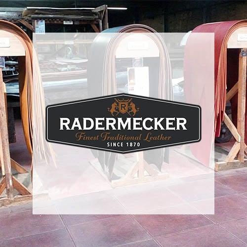 Tannerie Artisanale de Belgique RADERMERCKER MASONI MAROQUINERIE fournisseur