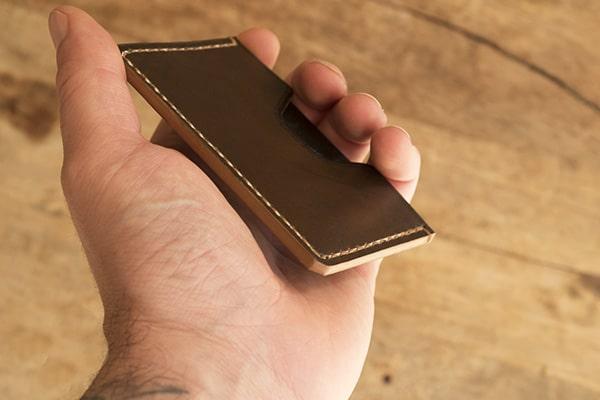 Porte-cartes-tranches-marron-Masoni-Maroquinerie
