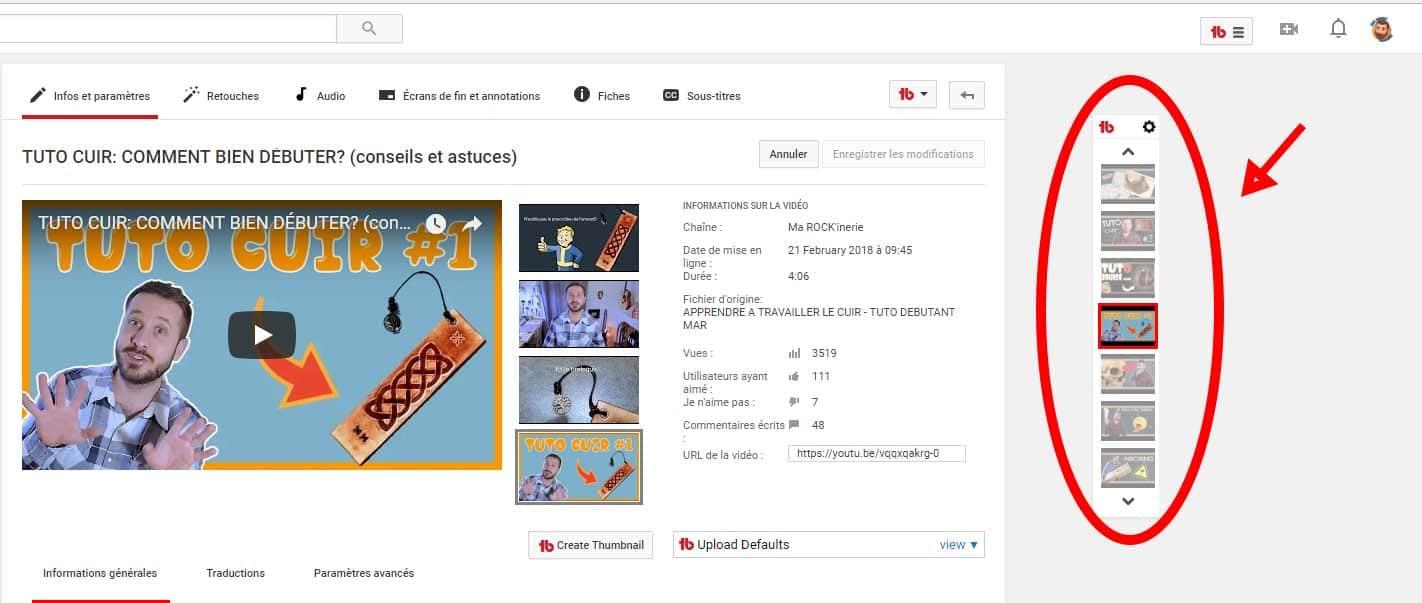 Outil youtube pour booster sa chaîne et avoir plus d'abonnés